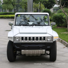 Marshell New Product Carrito de golf de 2 plazas Carrito de Hummer eléctrico (HX-T)