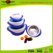 Neue Arrivel 4PCS Nahrungsmittelwärmer-Behälter