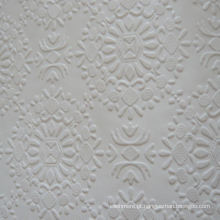 Telhas de gesso laminado de PVC branco (NO. 256)
