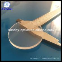 Vitres en verre saphir, pour montre 34mm, 36mm, 40mm, 42mm, 44mm