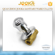 In-wall brass concealed valve