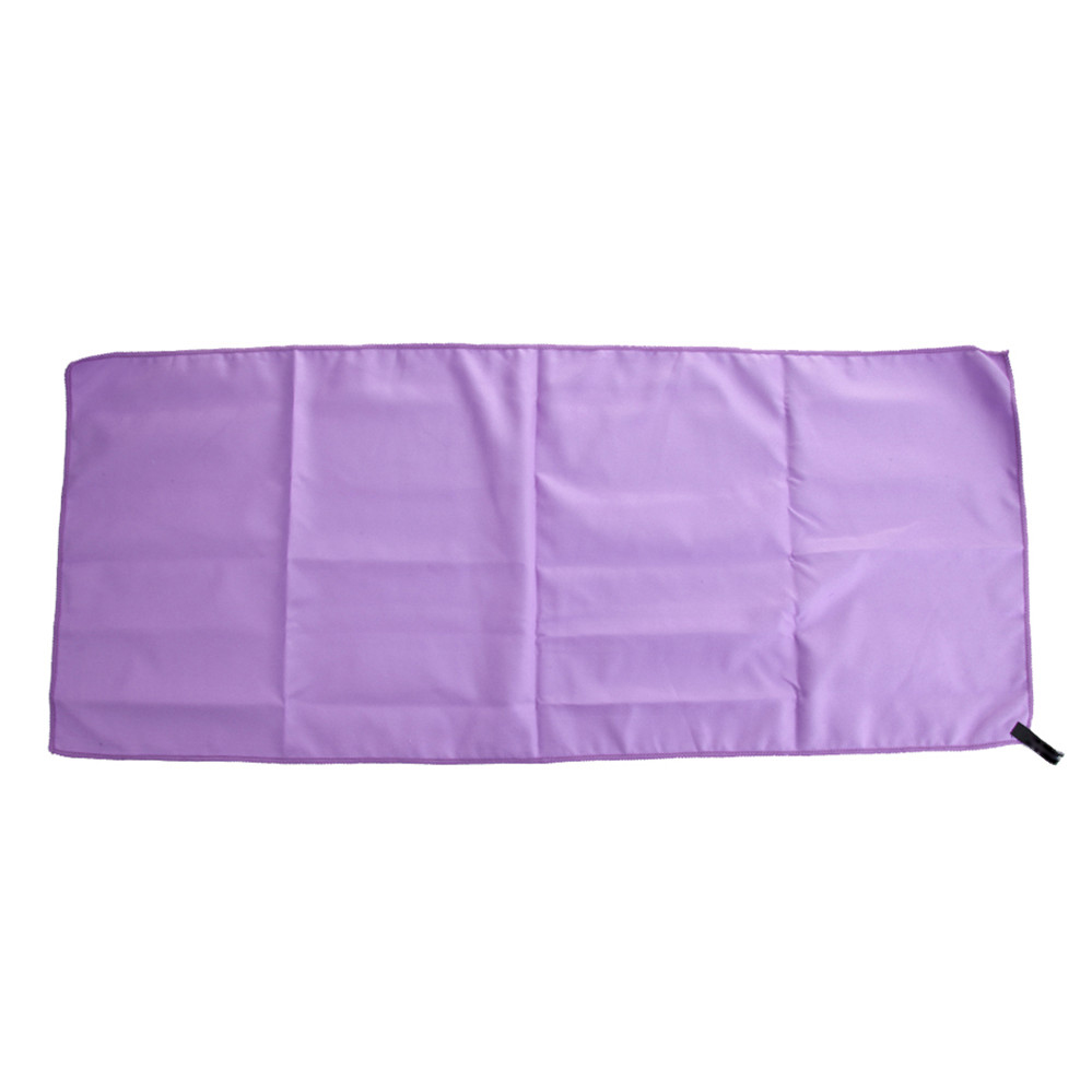 Suede Microfiber Sports Travel Camping GYM Towel
