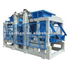 concrete cement block molding machine QFT10-15