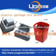 Molde de la cesta de la inyección del molde de la cesta del supermercado en taizhou zhejiang China