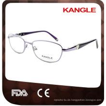 2017 neue Stil Acetat gemischt Metall optische Brillenfassungen