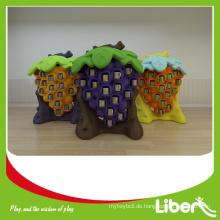 Kinder Rack Kinder Spielzeug Schrank Serie LE.SK.026