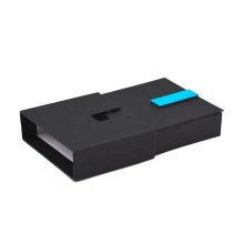 luxury design rectangular shaped wholesale custom wallet gift box