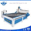 Plus populaire et bon marché 1300 * 2500mm sculpture machine cnc pour porte en bois