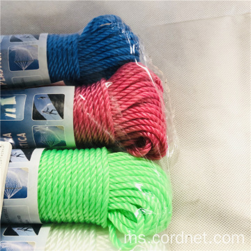PP Mono Twisted Rope For Sale
