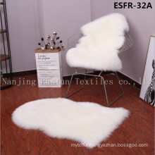 Long Pile Faux Sheep Fur Rugs Esfr-32A