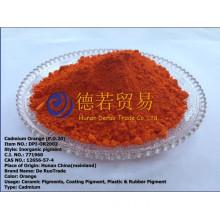 Cadmium Orange pigment(P.O.20)
