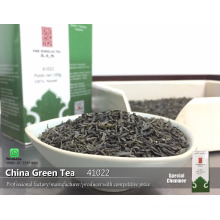China green tea fine quality Chunmee tea 41022AAAAA fle-cha quality
