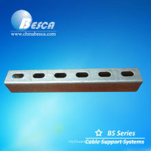 Pre-Galvanized C Lipped Channel (UL, SGS, IEC and CE)