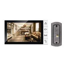Audio doorphones, high resolution (800*600) + CMOS outdoor camera 700TVL