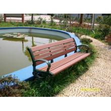 Barato y fino, Eco-Friendly WPC mesas de paisaje y sillas