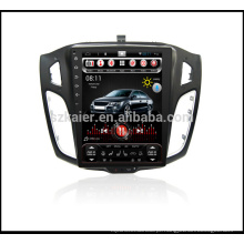 ChinaFactory 10.4''Car tela Vertical de Vídeo para Ford Focus 2012-2014 Leitor de DVD Multimídia Autoradio de Auto Unidade com SWC