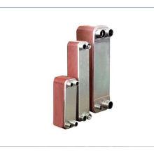Échangeur de chaleur à plaques brasé au liquide 304/316
