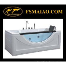 Modern-Style Double-Person Acrylic Massage Bathtub (MG-510)