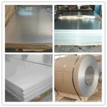 Tôle d'aluminium 6082 T6 T651