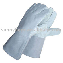 leather welder glove
