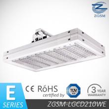 CE RoHS 210W Bridgelux LED Industrial High Bay Light, Halogen-Metalldampflampen 400W HPS zu ersetzen
