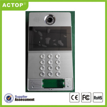 Apartment TCP IP Video Door Intercom