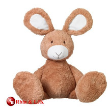 Meet EN71 and ASTM standard long legs rabbit plush toy