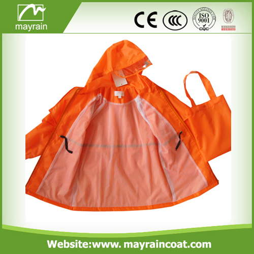 Long Rain Outdoor Jacket