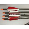 2016 Hunting carbon arrow shaft, carbon fiber arrow, arrow vanes