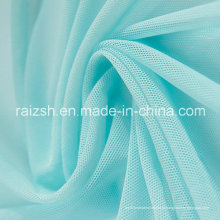 100% poliéster Warp Elastic Mesh tecido De China Supplier