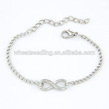 La dernière mode de bijoux à la mode 8 en forme de chaîne en forme de bracelet d'affichage de la vie 2016