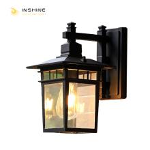 Lampe d'extérieur simple à LED