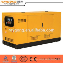 Conjunto de generador diesel silencioso 80KW