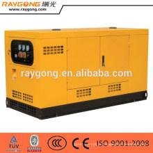 Молчком Тепловозный генератор 80kw набор