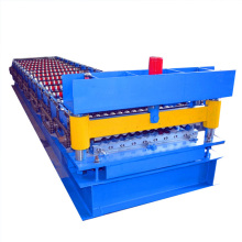 Corrugated Zinc Roof Sheet Panel Roll Forming Machine