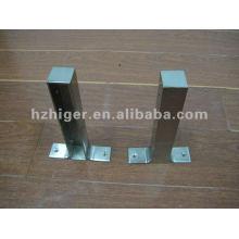 structure de support en fonte / en aluminium / en aluminium