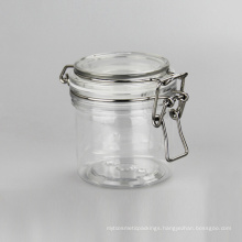 350ml Round Pet Kliner Candy Chocolate Cosmetic Jar (EF-J23R350)