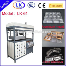 High Speed Egg Tray Vacuum Forming Molding Machine