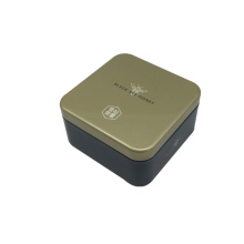 Square Honey Chocolate Food Tin Conatianer for Promotion
