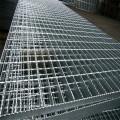 Plaque de grille de marche en acier Webforge de matériaux de construction