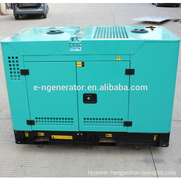 diesel small welding and generator silent type