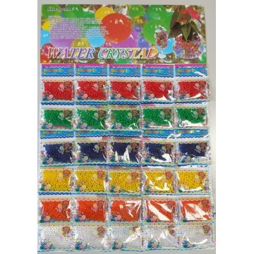 Colorful Water Plant Flower Jelly for Vase filler