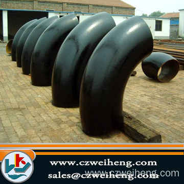 Steel Long Radius Elbow Fitting