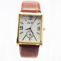New Women Leather Belt Quartz Watch