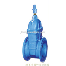 1103 Cast Iron Elastic seat Gate valves