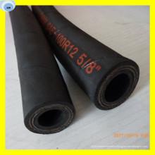 Высокая Резиновый Шланг Высокого Давления Стальной Проволоки Спираль Слои Резинового Шланга От R12 Шланг