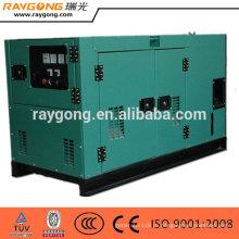 Дизельный генератор 50 кВА установлен звукоизоляционный Тип