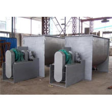 Horizontal Ribbon Mixer for Continuous Powder Mixing