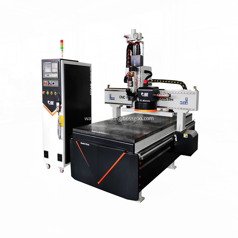 Atc Cnc Router In Wood Router Machine1325