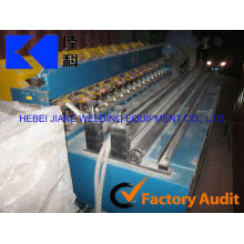 ISO certificated wire mesh fence processing machines production line
